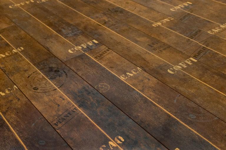 Дизайнерский ламинат Coffee DC 1217, Design Collection